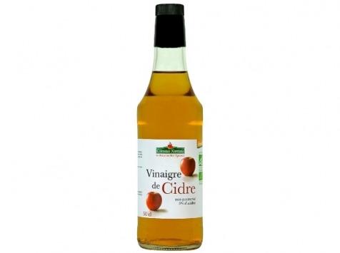 Les Côteaux Nantais - Vinaigre De Cidre 50 cl Demeter