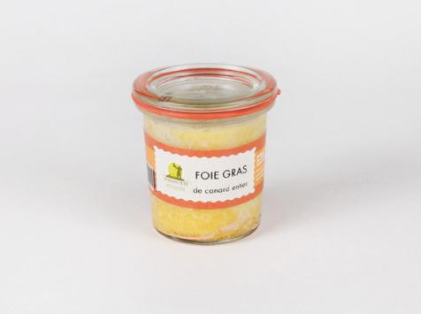 Maison Tête - Foie gras de canard entier 100G