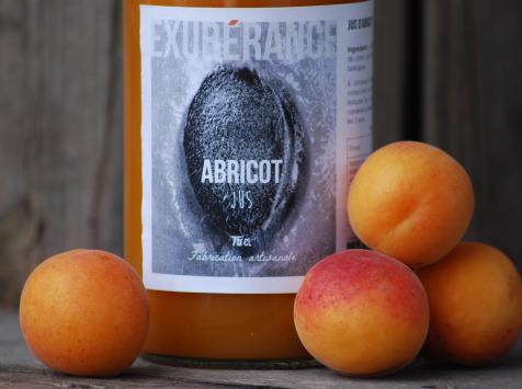 La Boite à Herbes - Jus D'abricot - 75cl