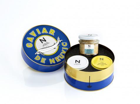 Caviar de Neuvic - Le Coffret Découverte