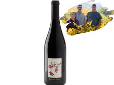 Réserve Privée - Anjou Bio - Domaine les Grandes Vignes - 100% Cabernet Breton Rouge 2019