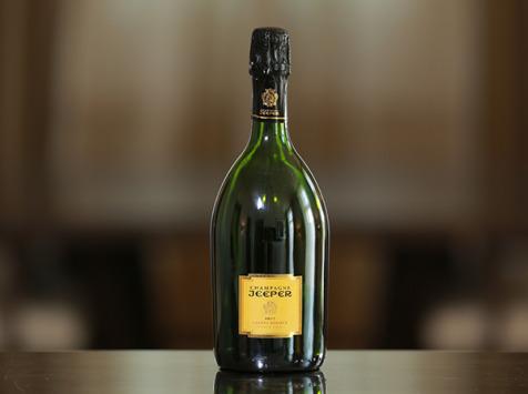 Champagne Jeeper - Cuvée Grande Réserve Chardonnay