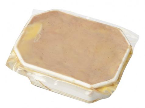 Fumage du Val de Lys - Terrine De Foie Gras Mi-cuit 250g