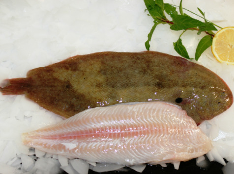 Pêcheries Les Brisants - Sole - Prête À Cuire - Lot De 1kg