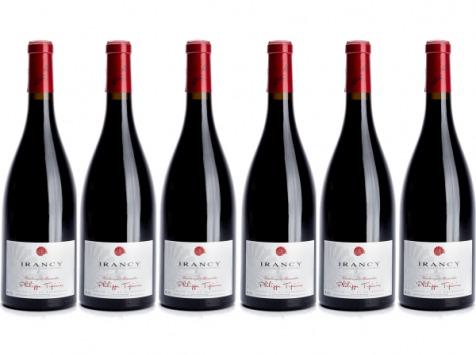 Domaine Tupinier Philippe - Irancy AOC 2018- 6 Bouteilles De 75 Cl