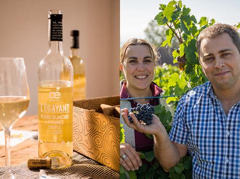 Oé - Coffret De 6 Vins Bio Bugey Blanc