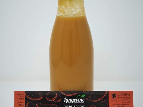EARL Langevine - Soupe De Patate Douce, Gingembre, Citronelle Et Cardamome 75 Cl