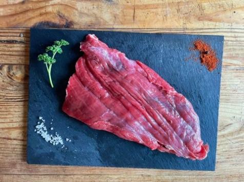 Les Délices de Vermorel - Beefsteaks de bœuf x 2 - Race Rouges des Prés