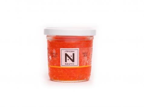 Caviar de Neuvic - Oeufs de Truite FRANCE 100g
