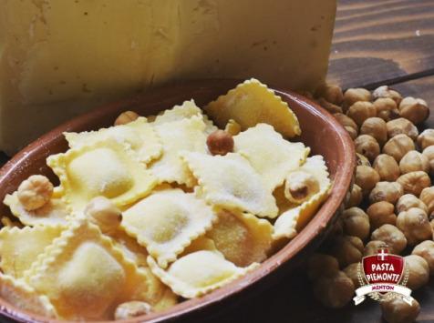 PASTA PIEMONTE - Raviolis aux Noisette du Piemont IGP et Tome AOP - 1kg