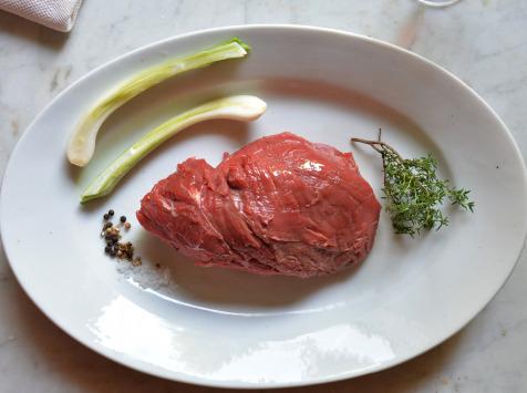 BEAUGRAIN, les viandes bien élevées - Bœuf Salers - Poire par 2