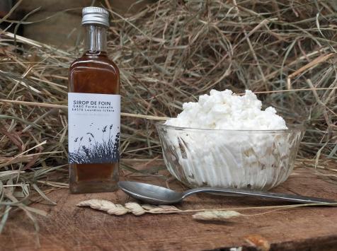 La ferme Lassalle - Assortiment Greuil & Sirop De Foin