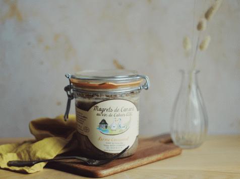 Ferme Caussanel - Magrets de Canard au Vin de Cahors AOC x2