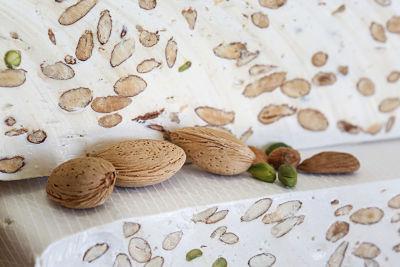 Nougats Laurmar - Nougat  blanc tendre Tradition de Provence