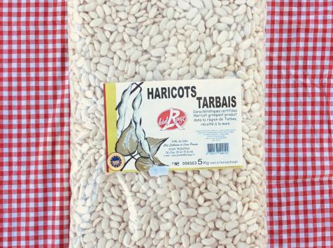 Ferme de Calès - Haricots Tarbais Label Rouge (sac De 5kg)