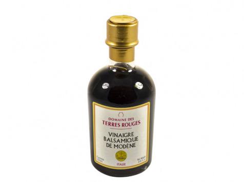 Domaine des Terres Rouges - Vinaigre Balsamique De Modène 2 Ans 25cl