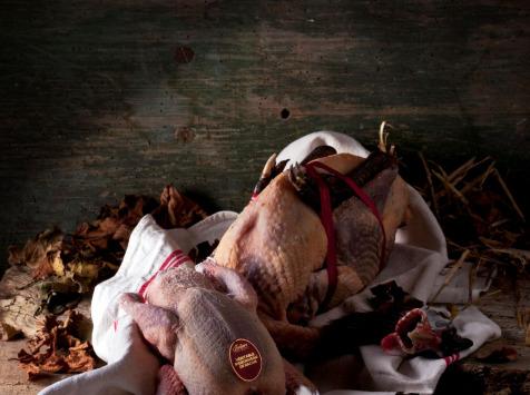 Bellorr – Maison de Qualité - Poulette de Racan effilée (non vidée) de 1.6 kgs minimum