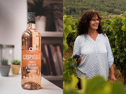 Oé - Coffret De 6 Vins Bio Corbières Rosé