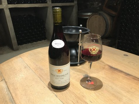"Domaine Michel & Marc ROSSIGNOL - Bourgogne ""Pinot Noir"" 2017"