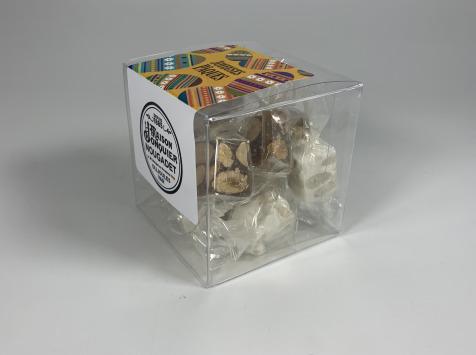 Maison Jonquier - Cube Nougat 80g - Edition Pâques 2021