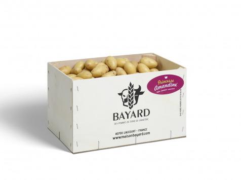 Maison Bayard - Pommes De Terre Princesse Amandine NOUVELLE RECOLTE - 5kg