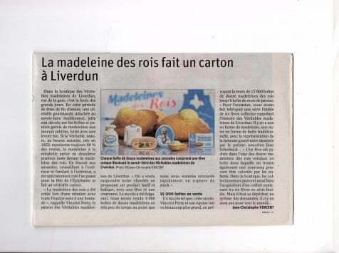 Les Véritables Madeleines de Liverdun - La Veritable Madeleine Des Rois