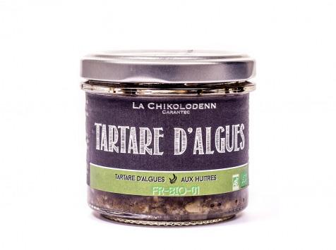 La Chikolodenn - Tartare D'algues Bio Aux Huîtres