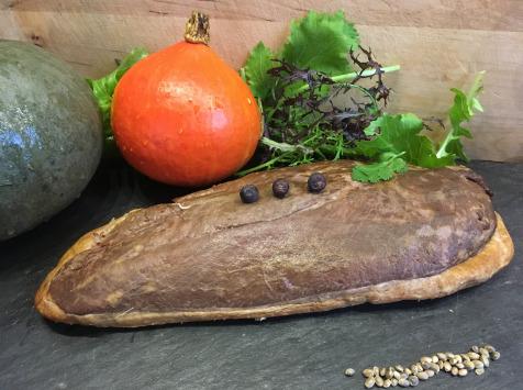 La Ferme du Luguen - Magret De Canard Fumé Entier