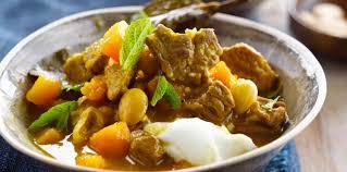 La ferme d'Enjacquet - Curry D'agneau Et Coco