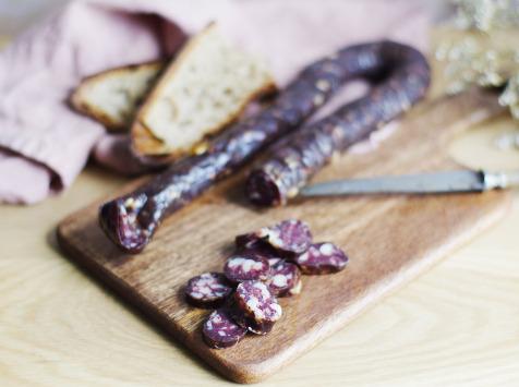 Ferme Caussanel - Saucisse Sèche Pur Canard 225g