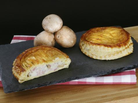 Maison Boulanger - Feuilleté Jambon Champignon X2