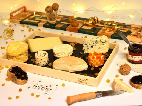 Fromage Gourmet - Plateau De Fromage