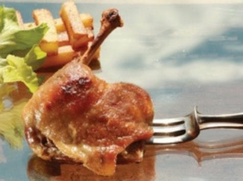 Maison Paris - Cuisses de Canard Crues à Confire Label Sud Ouest