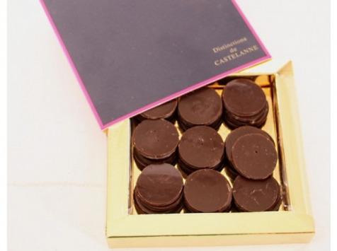 Maison Castelanne Chocolat - Coffret Distinction  Palet