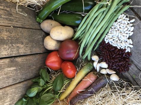 La Boite à Herbes - Panier soupe pistou provençale bio 2.6 KG