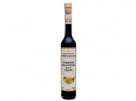 Domaine des Terres Rouges - Vinaigre Balsamique À La Truffe 10cl