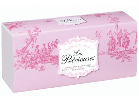 Muroise et Compagnie - Coffret Collection Les Précieuses Complet - 3 Pots de Confitures