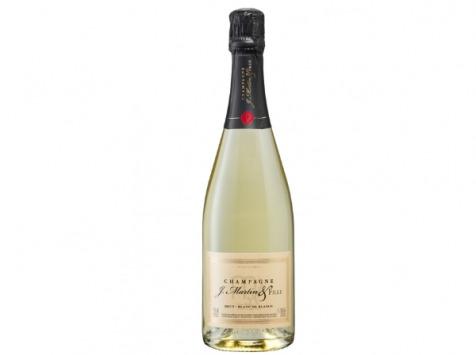 Champagne J. Martin et Fille - Blanc De Blancs Brut