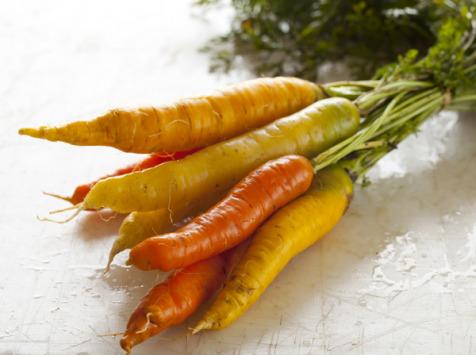 Le Jardin des Gallines - Carottes Mélange Couleurs 1kg