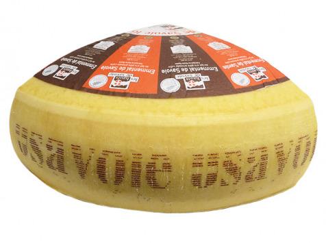 Fromagerie Seigneuret - Emmental De Savoie IGP - 250g