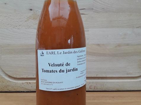 Le Jardin des Gallines - Velouté De Tomates