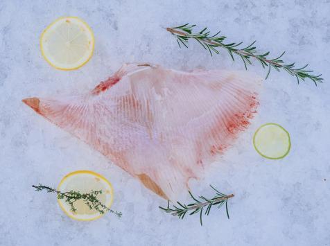 Côté Fish - Mon poisson direct pêcheurs - Ailes De Raies 180g