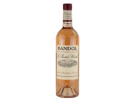 La Bastide Blanche - AOC  Bandol BIO - La Bastide Blanche Rosé 2019 - 6 Bouteilles