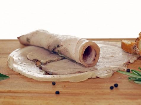 La ferme d'Enjacquet - Talon de Jambon Blanc Traditionnel