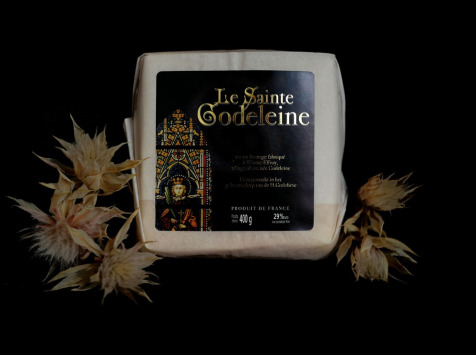 La Fromagerie Sainte Godeleine - Le Sainte Godeleine - 400 g
