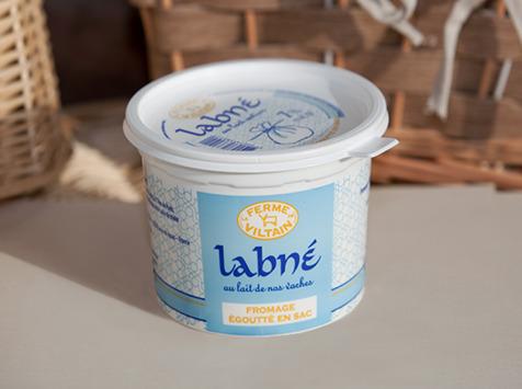La Ferme de Viltain - Labné 7% de Matière Grasse