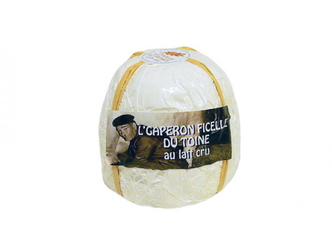 Fromagerie Seigneuret - Gaperon Ficelle Du Toine