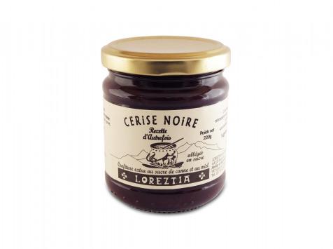 BEILLEVAIRE - Confiture Cerise Noire 200gr
