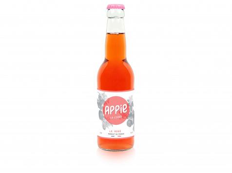 Appie - Cidre Rosé Appie 24x33cl