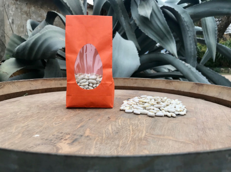 La Boite à Herbes - Haricot Lingot Blanc - 250g